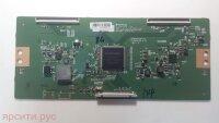 Плата разъемов T-con Board Модуль управления LCD панелью V15 65 UHD TM120 Ver0.9 6870C-0548A панели LC650EQY(SK)(M1) для Xiaomi Mi Lcd Телевизор L65M5-Ad Б/у арт. 10382