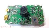 Основная плата (Main Board) EHD61_Main_V4 с дисплеем и камерой Зависает, не записывает Дисплей и камера испраны для Каркам Видеорегистратор Ql3 Mini Неисправно арт. 7291