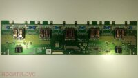Плата питания (Inverter Board) Телевизор ЖК Minibea U84PA-E0006413C 6774580 B2 IM3861 RDENC2541TPZZ Power Board PE0531 PE0531H V28A000711C1 V28A000714C0 для Toshiba Lcd Телевизор 32Av500Pr Б/у арт. 10794