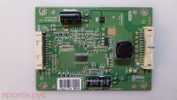 Плата питания Inverter Board PPW-LE32GD-0(B) REV0.1 6917L-0072A для Sharp Lcd Телевизор Lc32Le140 Б/у арт. 3712