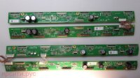Плата разъемов Buffer Board 4 шт PKG42H5J5.NPC1-51155 PKG42H5J7.NPC1-51157 PKG42H5J6.NPC1-51156 PKG42H5J8.NPC1-51158 Состояние неизвестно для Pioneer Плазменный Телевизор Pdp42Rxe Неисправно арт. 3717