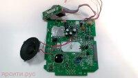 Основная плата (Main Board) Плата базы С динамиком и разъемами 35-008417 35-008417-004-100 для Texet Радиотелефон Tx-D7955A Б/у арт. 4620