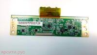Плата разъемов Driver Board T-Con планка драйвер панели модуль управления LCD панелью TCL LVW320CS0T MT3151A05-8 Ver.2.1 для Tcl Lcd Телевизор Led32D2900 Б/у арт. 3182
