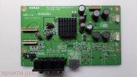 Плата разъемов Субмодуль SUB-AV*AMP B/D REV:1.1 PDP-42A3HD 01004-2400 Состояние неизвестно для Pioneer Плазменный Телевизор Pdp42Rxe Неисправно арт. 3723