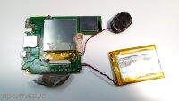 Основная плата (Main Board) A5AF43M_Ver2.02 Ф4024900 с аккумулятором и динамиком (Не включается) для Explay Навигатор Pn-975 Неисправно арт. 3586