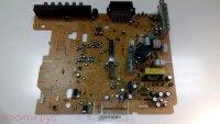 Плата питания Power Board R130E-JACK с AV разъемами, выходами, тюнером AK40-00025A и индикатором передней панели AK41-00466A REV:05 для Samsung Dvd Dvd-R135 Dvd-R135/Xev Б/у арт. 4731