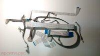 Шлейф Для подключения панели BN96-13325G REV.00 CNJS E308724 AWM 20861 105C 60V VW-1 + комплект шлейфов и кабелей для Samsung Плазменный Телевизор Ps43D450A2W Б/у арт. 4943