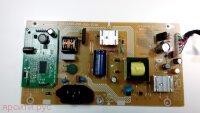 Плата питания 715G4889-P01-000-001M с субмодулем 715G4220-P02-000-004L для Philips Lcd Монитор 196V3L 196V3Lsb/62 Б/у арт. 4158