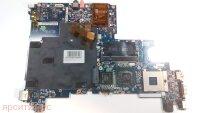 Основная плата (Main Board) Samsung Intel mPGA 479 Другое Состояние на фото - Не включается, следы пайки Torino2 BA41-00727A Rev:MP1.5 для Samsung Ноутбук Nb-Q70 Неисправно арт. 4659