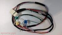 Провод Жгут проводов, проводка DC96-00053B ASSY-WIRE Harness P8091/6091(SUB), LOW-RP для Samsung Стиральная Машина S815Jgw/Ylp Новое арт. 1472
