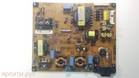 Плата питания (Power Board) PSLC-L115A 3PAGC10080A-R LGP32M-12P EAX64310001(1.7) REV1.0 Main LD21B/LC21B EAX64317404(1.0) G4_L_TU123 для Lg Lcd Телевизор 32Lm580T 32Lm580T-Za Б/у арт. 10455