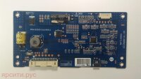 Плата питания (Inverter Board) PPW-LE32SE-O (A) REV0.5 6917L-0080A Power Board PSLC-L115A 3PAGC10080A-R LGP32M-12P EAX64310001(1.7) REV1.0 для Lg Lcd Телевизор 32Lm580T 32Lm580T-Za Б/у арт. 10456