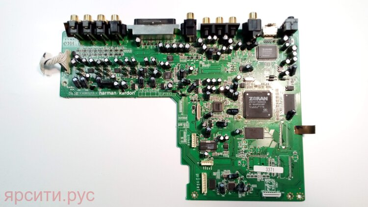 Плата декодера Decoder Board CUP11842-1 для Harman/Kardon Dvd Dvd37/230 Dvd 37 Dvd37 Б/у арт. 3332