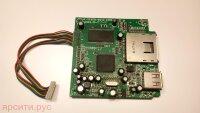 Плата разъемов JV-VC817B-8104D-CARD-00 Плата разъема SSD + USB для Prology Автомобильный Телевизор - Б/у арт. 5174